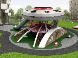 Компания Magic Park создала уникальный детский комплекс