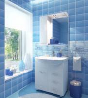 Мебель для ванной в морском стиле