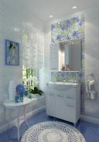 Новинка! Комплект мебели для ванных комнат Adamante 75 TM Eva Gold