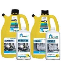 Новинка! Средства для посудомоечных машин Dirtoff Washer и Dirtoff Rinse