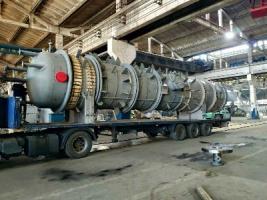 Оборудование для Газпром-Омский ПНЗ