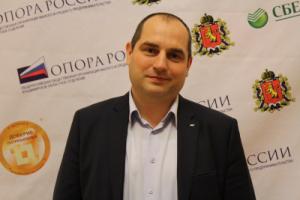 П.Спичаков выступил на конференции в рамках программы развития бизнеса