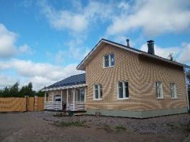 При заказе строительства дома «под ключ», страхование дома в подарок!