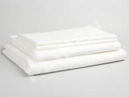 Распродажа одноразового постельного белья и расходных материалов