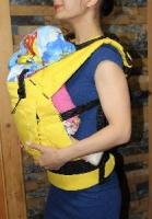 Слинг, эрго рюкзак или кенгуру – что выбрать?