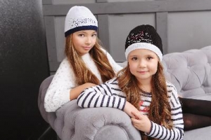 Уже в продаже  шапочки LARMINI !