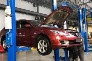 Автосервис Mazda64