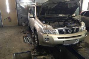 Автосервис Nissan174