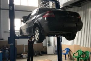Автосервис Renault64
