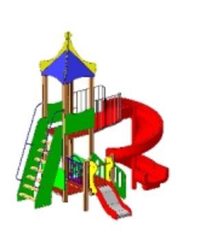 "ГК ""Солнышко""-Детские площадки и мягкие модули"