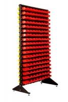 324 ящикам на торговом стеллаже