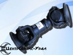 375-2202010-02 Вал карданный промежуточный (L=436 мм)