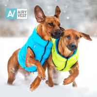 AiryVest самые легкие курточки