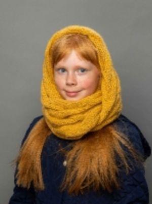 Аксессуары - шарфы и снуды молодежные от ТМ Selfiework