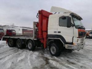 Аренда манипулятора Volvo Terberg