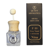Ароматизатор  Queen Aromatica Diffuzor, баночка парфюмированная
