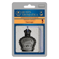 Ароматизатор Queen Aromatica наногелевый