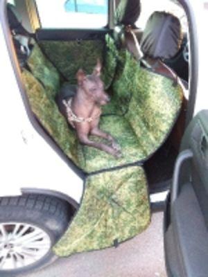 Авто-гамаки для перевозки животных,органайзеры