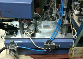 Автомат мерной резки тесьмы