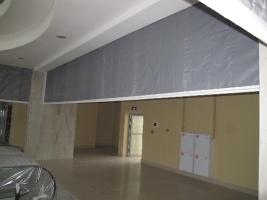 Автоматические противодымные шторы