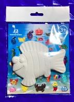 Барельеф для творчества - Рыбка