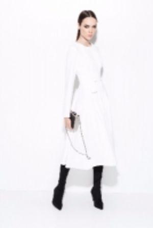 Белое платье Favorini