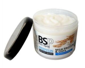 BIO&SPA Мягкое мыло для тела и волос MILK PROTEIN&OATS, 500 мл
