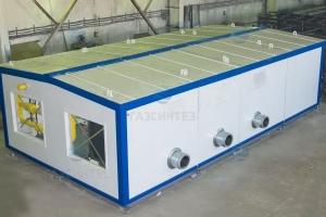 Блочно-модульные котельные установки