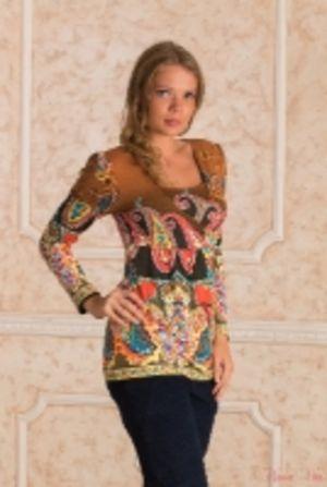 Блуза для беременных и кормящих мам Nouva Vita 1303
