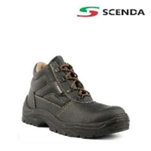 Ботинки кожаные СТИКС 5340 (БОТ340)