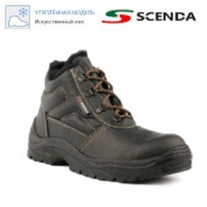 Ботинки кожаные утепленные СТИКС 5340ИМ (БОТ340ИМ)