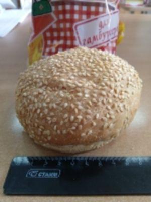 булочки Гамбургер и Хот-дог