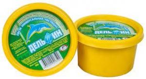Дельфин - паста чистящая, 400 гр., 1400 гр., 10 кг., 15 кг.