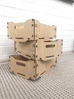 Деревянная упаковка, системы хранения