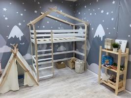 Детская кровать  HOME 3