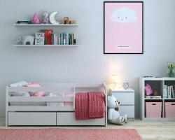 Детская кровать  JUNIOR без УФ