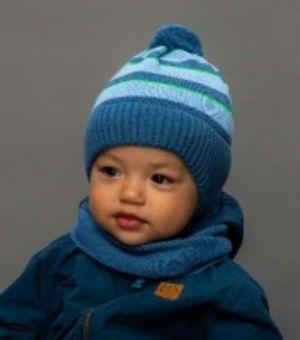 Детские шапки для мальчиков от производителя ТМ Selfiework по оптовым ценам