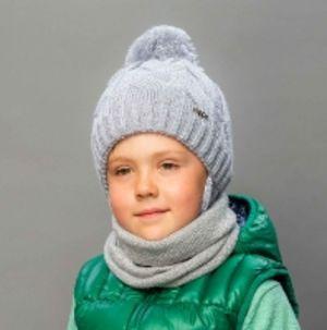Детские зимние комплекты для мальчиков от ТМ  Selfiework