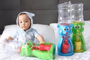 Детский кулер для воды  АКВАНЯНЯ