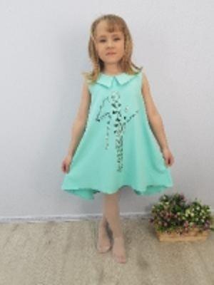 Детское нарядное платье - 19-25 (оптом от производителя)