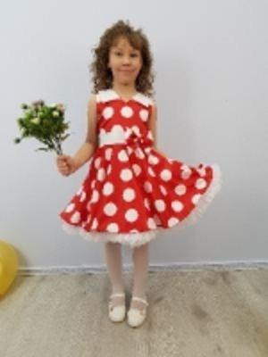 Детское нарядное платье - Сабрина (оптом от производителя)