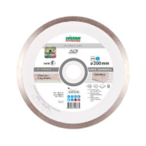Диск Алмазный 1A1R 125x1,4x10x22,23 Hard ceramics