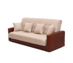 Диван Лондон рогожка (2 подушки в комплекте)
