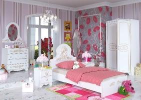 """Дизайнерская детская мебель """"Принцесса"""""""