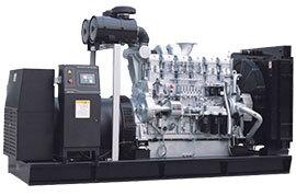 Дизельный электрогенератор модель RPSL-600GF