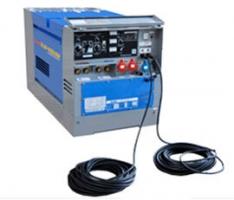 Дизельный сварочный генератор модель DLW-400LSW