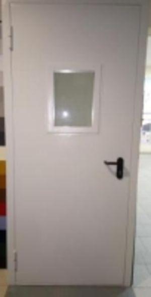 Двери противопожарные EIs 60