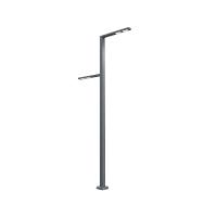 Двухрожковая разноуровневая уличная опора Pillar Twin (комплект)