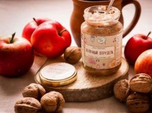 """Джем-десерт """"Яблочный штрудель"""", 200 г."""