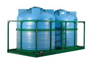 """Емкость «Кассета 5000х2 S"""" для воды и технологических растворов"""